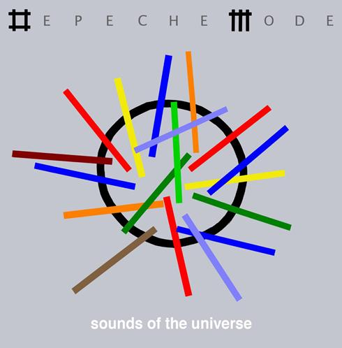 DEPECHE MODE - SOUNDS OF THE UNIVERSE - 2009